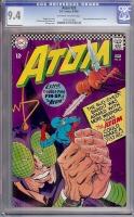 Atom #26 CGC 9.4 ow/w