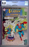 Action Comics #324 CGC 8.0 ow/w