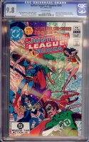 Justice League of America #200 CGC 9.8 ow