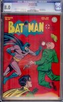 Batman #28 CGC 8.0 w