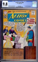 Action Comics #286 CGC 9.8 ow/w