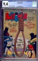 Batman #67 CGC 9.4 ow/w