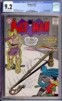 Batman #127 CGC 9.2 ow/w