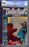 Detective Comics #422 CGC 9.6 w
