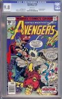 Avengers #159 CGC 9.8 w