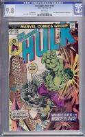 Incredible Hulk #195 CGC 9.8 w