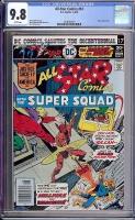 All-Star Comics #61 CGC 9.8 w