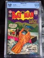 Batman #146 CBCS 5.0 ow