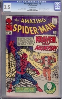 Amazing Spider-Man #15 CGC 3.5 ow