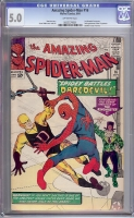 Amazing Spider-Man #16 CGC 5.0 ow