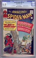 Amazing Spider-Man #18 CGC 6.0 ow/w