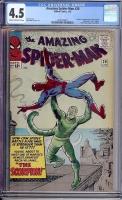 Amazing Spider-Man #20 CGC 4.5 cr/ow