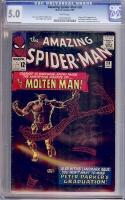 Amazing Spider-Man #28 CGC 5.0 w