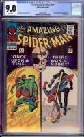 Amazing Spider-Man #37 CGC 9.0 w