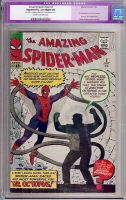 Amazing Spider-Man #3 CGC 2.0 cr/ow