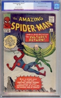 Amazing Spider-Man #7 CGC 2.5 cr/ow