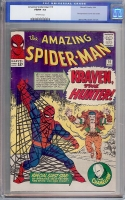 Amazing Spider-Man #15 CGC 7.0 ow