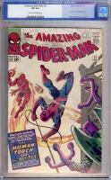 Amazing Spider-Man #21 CGC 6.0 cr/ow