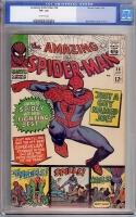 Amazing Spider-Man #38 CGC 7.5 ow
