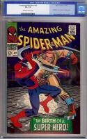 Amazing Spider-Man #42 CGC 7.5 ow/w