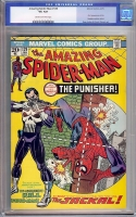 Amazing Spider-Man #129 CGC 4.0 cr/ow