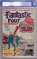 Fantastic Four #13 CGC 4.5 ow