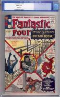 Fantastic Four #17 CGC 7.0 ow