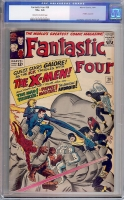 Fantastic Four #28 CGC 4.5 cr/ow