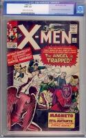 X-Men #5 CGC 3.0 cr/ow