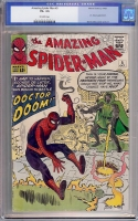 Amazing Spider-Man #5 CGC 3.5 ow