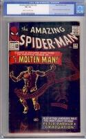 Amazing Spider-Man #28 CGC 5.5 cr/ow