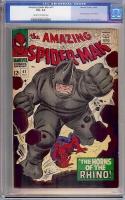Amazing Spider-Man #41 CGC 6.5 cr/ow