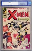 X-Men #1 CGC 3.0 ow