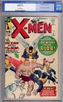 X-Men #3 CGC 5.0 ow