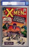 X-Men #4 CGC 4.0 ow/w