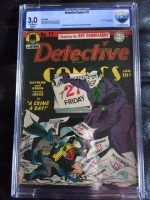 Detective Comics #71 CBCS 3.0 ow/w