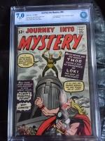 Journey Into Mystery #85 CBCS 7.0 w
