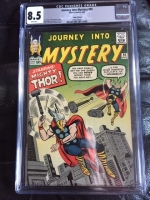 Journey Into Mystery #95 CGC 8.5 w Twin Cities