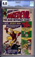 Daredevil #1 CGC 4.0 ow/w