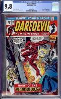 Daredevil #115 CGC 9.8 w