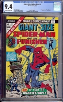 Giant-Size Spider-Man #4 CGC 9.4 ow/w