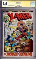 X-Men #78 CGC 9.4 ow/w CGC Signature SERIES