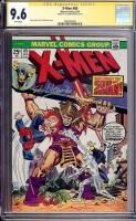 X-Men #89 CGC 9.6 w CGC Signature SERIES
