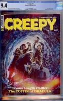 Creepy #8 CGC 9.4 ow/w