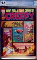 Creepy #54 CGC 9.6 ow/w