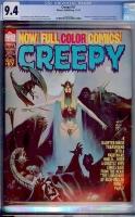Creepy #57 CGC 9.4 ow/w