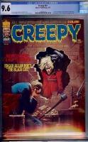 Creepy #62 CGC 9.6 ow/w
