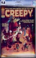 Creepy #68 CGC 9.8 ow/w