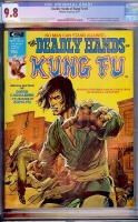 Deadly Hands of Kung Fu #4 CGC 9.8 w