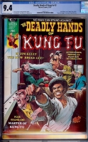 Deadly Hands of Kung Fu #3 CGC 9.4 ow/w